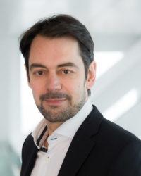 Pascal Crittin, Chef Dépt Affaires Générales